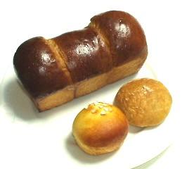 Les Traces de MA (レ・トラス ドゥ マ)のパン