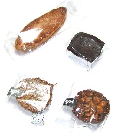 patisserie 1904 dix neuf cent quatre(パティスリー 1904 ディズ ヌフ ソン キャトル) リーフパイなどの焼き菓子
