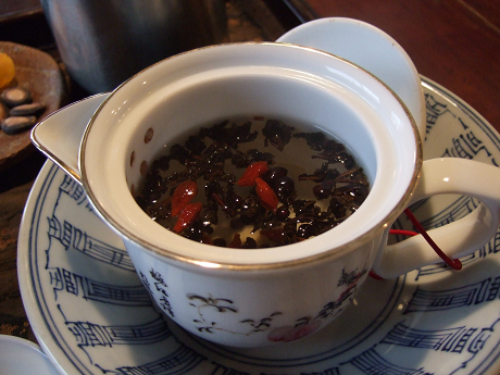 台湾茶藝館 「月和茶」(ユエフウチャ) 世田谷 経堂_1