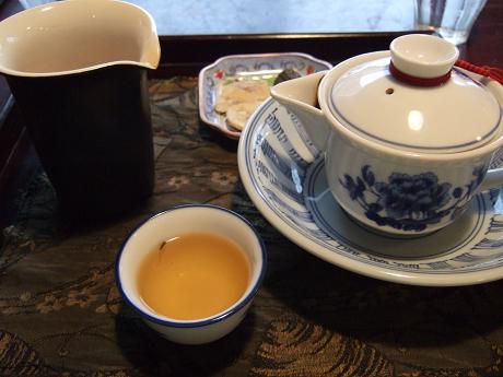 台湾茶藝館 「月和茶」(ユエフウチャ) 世田谷 経堂_2