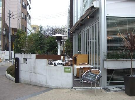 LOBROS ロブロス CAFE&DINING 自由が丘