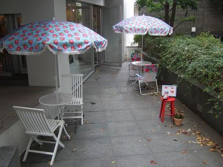Little Notting Hill @ Daikanyama リトルノッティングヒル@代官山&Cath Kidston Cafe キャス・キッドソン カフェ_3