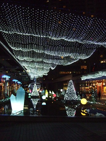 5th ANNIVERSARY Tokyo Dome City Winter Illumination 0| 東京ドームシティ ウィンターイルミネーション 0|(ゼロイチ)&Tokyo Dome Hotel 東京ドームホテル_17