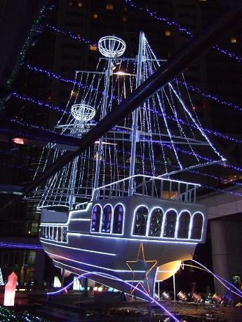 5th ANNIVERSARY Tokyo Dome City Winter Illumination 0| 東京ドームシティ ウィンターイルミネーション 0|(ゼロイチ)&Tokyo Dome Hotel 東京ドームホテル_18