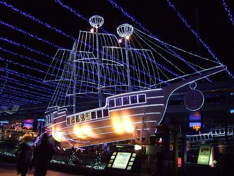 5th ANNIVERSARY Tokyo Dome City Winter Illumination 0| 東京ドームシティ ウィンターイルミネーション 0|(ゼロイチ)&Tokyo Dome Hotel 東京ドームホテル_21