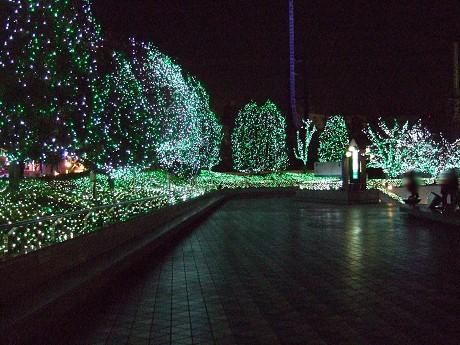 5th ANNIVERSARY Tokyo Dome City Winter Illumination 0| 東京ドームシティ ウィンターイルミネーション 0|(ゼロイチ)&Tokyo Dome Hotel 東京ドームホテル_5