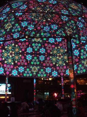 5th ANNIVERSARY Tokyo Dome City Winter Illumination 0| 東京ドームシティ ウィンターイルミネーション 0|(ゼロイチ)&Tokyo Dome Hotel 東京ドームホテル_7