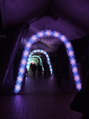 5th ANNIVERSARY Tokyo Dome City Winter Illumination 0| 東京ドームシティ ウィンターイルミネーション 0|(ゼロイチ)&Tokyo Dome Hotel 東京ドームホテル_2