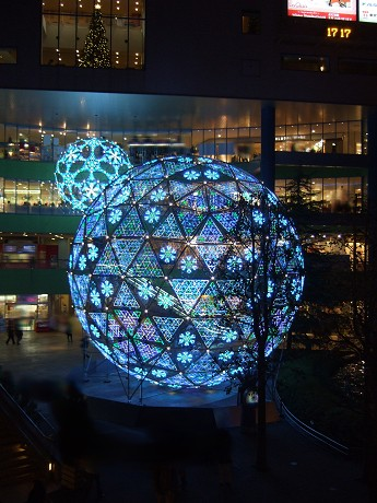 5th ANNIVERSARY Tokyo Dome City Winter Illumination 0| 東京ドームシティ ウィンターイルミネーション 0|(ゼロイチ)&Tokyo Dome Hotel 東京ドームホテル_6