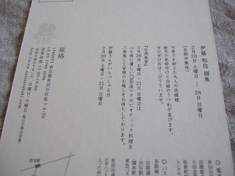 夏椿(なつつばき) 世田谷 上町