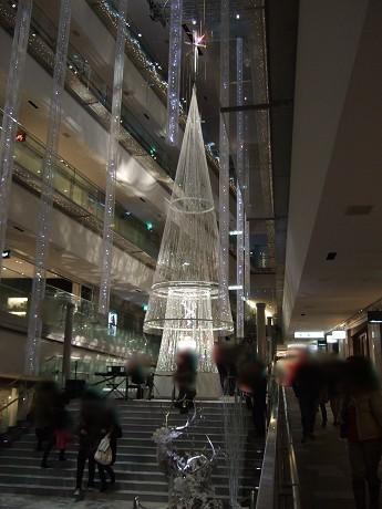 Omotesando Hills 表参道ヒルズ 4 OMOTESANDO HILLS Christmas 2009 Hearty Christmas in Omotesando Hills ハーティクリスマス イン 表参道ヒルズ 神宮前 表参道・明治神宮_4