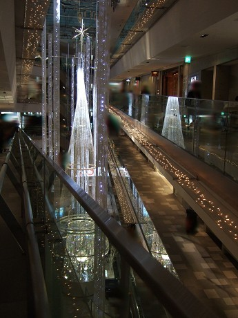 Omotesando Hills 表参道ヒルズ 4 OMOTESANDO HILLS Christmas 2009 Hearty Christmas in Omotesando Hills ハーティクリスマス イン 表参道ヒルズ 神宮前 表参道・明治神宮_7