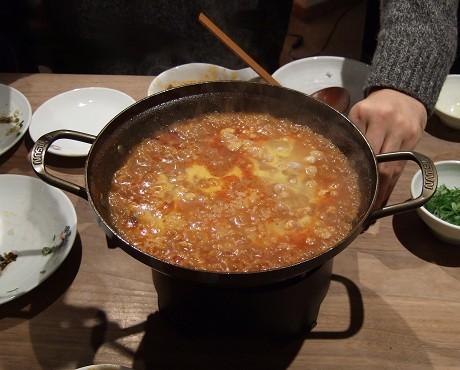 韓国料理 幸喜屋 馬車道5_s