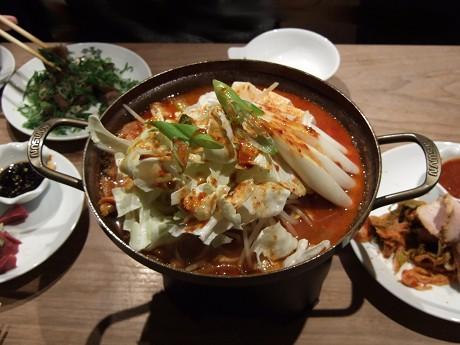 韓国料理 幸喜屋 馬車道6_s