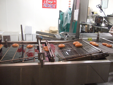 Krispy Kreme Doughnuts クリスピー・クリーム・ドーナツ ラスベガス_3