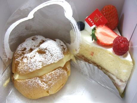 フランス菓子 アルパジョン ARPAJON 世田谷 梅ヶ丘