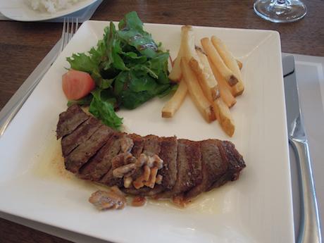ドライエージング熟成(乾燥熟成)された厳選された北海道産牛の赤身肉を使用したステーキハウス 43°STEAKHOUSE よんじゅうさん ステーキハウス_10