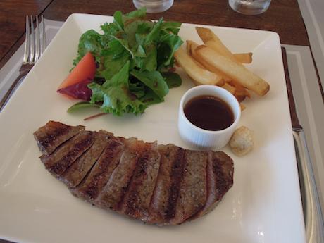 ドライエージング熟成(乾燥熟成)された厳選された北海道産牛の赤身肉を使用したステーキハウス 43°STEAKHOUSE よんじゅうさん ステーキハウス_9