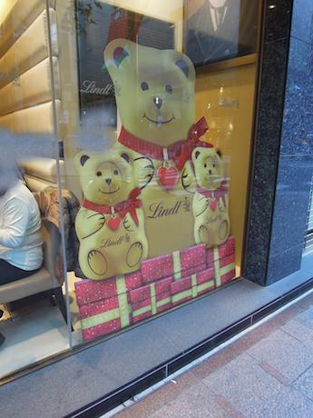 Lindt Chocolat Cafe リンツ ショコラ カフェ 銀座・北青山 表参道_12