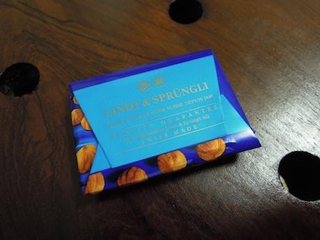 Lindt Chocolat Cafe リンツ ショコラ カフェ 2 銀座・北青山 表参道_9