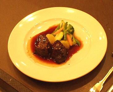 Brasserie Coeur(ブラッセリー クール) 牛ホホ肉の赤ワイン煮