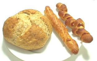 pain de LASA(パン・ド・ラサ)のパン