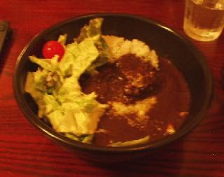 湘南カレー 紅KOU 湘南黒カレー 牛ひき肉としゃっきりレタス レギュラーサイズ