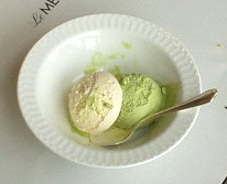 ホテルグランパシフィックメリディアン(お台場) Le Bouquet(ル・ブーケ) ランチ アイスクリーム