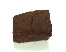 ムーミンベーカリー&カフェ パンオソン スニフの黒パン