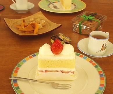 プレリアル成城(Prairial Seijo)のケーキ