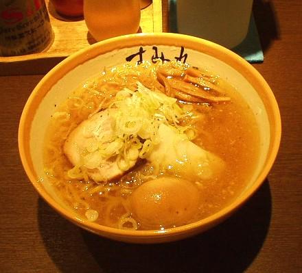 札幌の味噌ラーメン すみれ 塩ラーメン