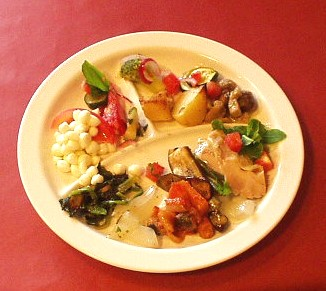 Trattoria L' Italiana(トラットリア ラ・イタリアーナ) 前菜