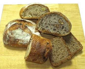 Cicoute Bakery(チクテベーカリー)のパン